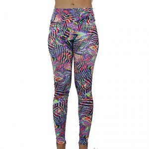 Calca Legging Colorida